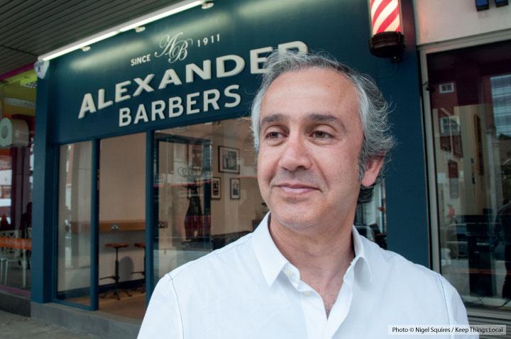 Alexander-Barbers-Hammersmith-