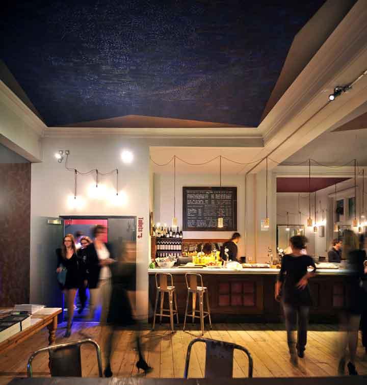 Bush-Theatre-bar-by-Philip-Vile